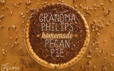 Plums Restaurant | Homemade Pecan Pie | Beaufort Restaurants