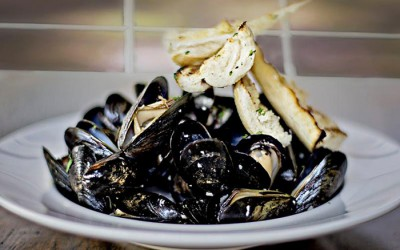 Plums Restaurant | Mussels | Beaufort Restaurants