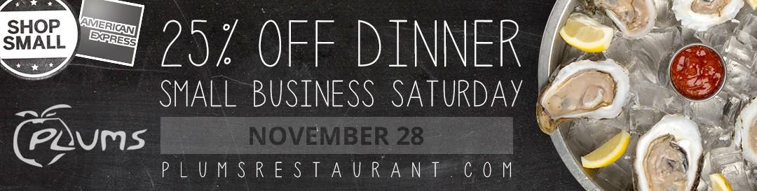 Shop Small Saturday in Beaufort SC – November 28