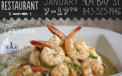 Beaufort Restaurant Week | January 7-17
