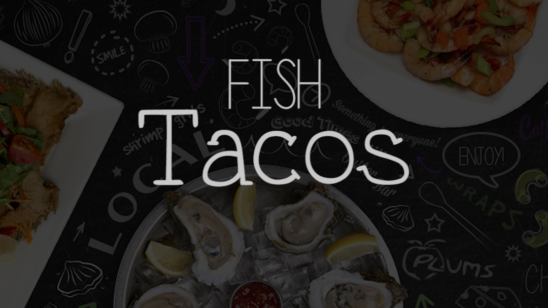 Beaufort SC Restaurants Plums Restaurant Fresh Fish Tacos